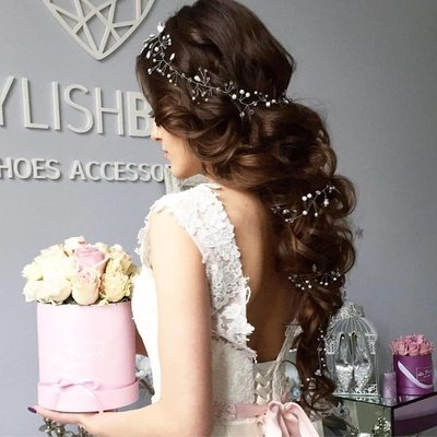 Stylish Bride Shoes & Accessories